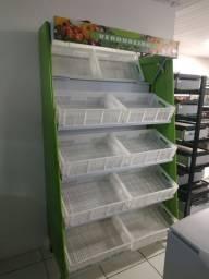 Expositor de Verduras - Guilherme