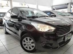 Ford ka sedan com parcelas pagas pelo boleto - 2018