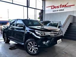 Toyota Hilux SRX Diesel (51.000 km) - 2016