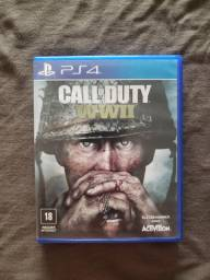 Jogos PS4 - Call Of Duty WWII (World War 2)