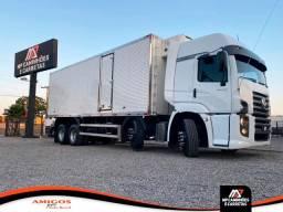 Caminhão Vw 30.330 Clc 8x2 Baú Refrigerado 2020
