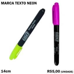 Marca Texto Neon