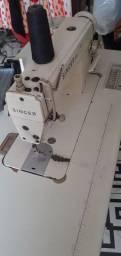 Máquina industrial (SINGER 2491) RETA