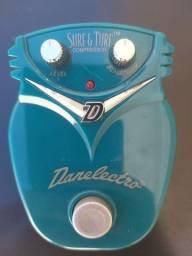 Pedal Compressor Danelectro Surf Turf
