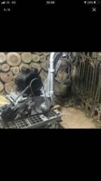 Maquina de lixar assoalhos