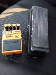 Turbo Distortion DS-2 e Crybaby GCB 95