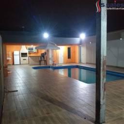 Oportunidade! Casa com 3 qtos e 2 suites piscina e churrasqueira -Vicente Pires