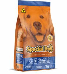 Ração Special Dog Premium Cães Adultos Carne - 15 Kg