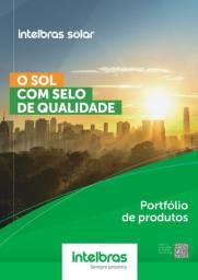 Energia solar , fotovoltaica, intelbras , projetos