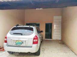 Casa sozinha no lote com 3 qts sts aceita finan. Str Veredas dos Buritis/ M. dos Ventos
