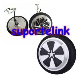 Roda para hoverboard (led ou alumínio )