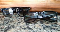 Óculos para assistir em 3D