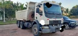 Caminhão Caçamba Volvo VM 330: