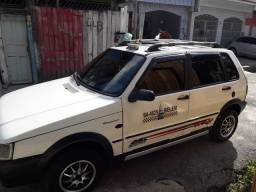 Fiat Uno Mille Way 1.0 09/10, Completo, R$14.000,00