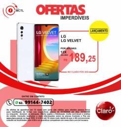 Celular Lg Velvet