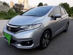 Honda Fit EXL 1.5 Flex 2018 Automático CVT Único Dono Novissimo