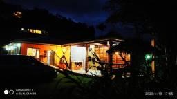 Casa/Chácara com area de churrasqueira para diárias nas montanhas capixabas