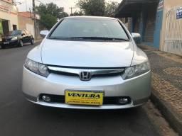 New Civic LXS AT 1.8 Flex 2008