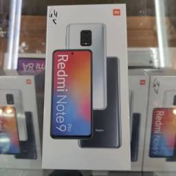 Redmi Note 9 PRO da Xiaomi.. super lançamento.. Novo com garantia e entrega imediata