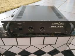 Amplificador de Potência usado - Ciclotron DBS-720