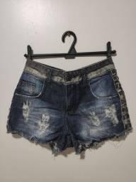 BRECHÓ EM CASA - Short Jeans SIBERIAN
