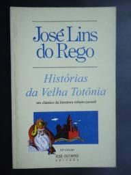 Livro: Histórias da Velha Totônia