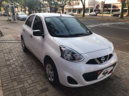 Nissan March 1.0 ano 2017 único dono
