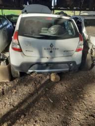 Sucata Renault Sandero Stepway 1.6 2014