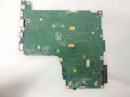 Placa Mãe notebook STI 1402 funcionando perfeitamente