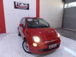 Fiat 500 1.4 cult 8v flex manual completo