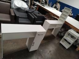 Fábrica móveis salão de beleza, esmalteria e barbearia