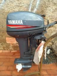 Motor Yamaha de 15 Hp/ Mercury de 8hp
