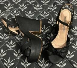 Sapato sapatinho de luxo, número 34, leia a descrição