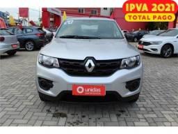 Renault Kwid Zen 2020 1.0 completo