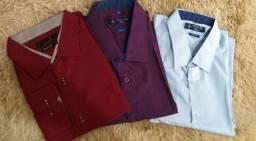 Camisas e bermudas sinze plus valor abaixo