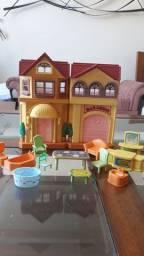 Poly - casa com mobilias