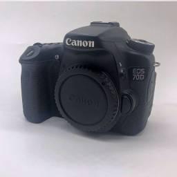 Canon 70D (Corpo)