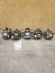 Lote de motores elétrico para maquina de lavar
