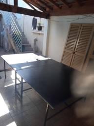 Mesa de ping pong articulada Top