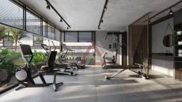 Apartamento com 2 quartos sendo suítes à venda, 124 m² por R$ 1.289.318 - Santo Antônio de
