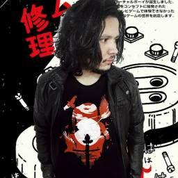 Camiseta ITACHI (Tshirt) coleção Anime