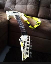 Ibanez Jem steve vai guitarra original