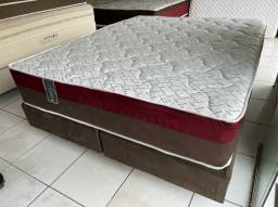 cama box queen size CASTOR