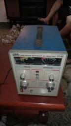 Analisador e reativador de cinescópio. Reativador de tubo! Redael