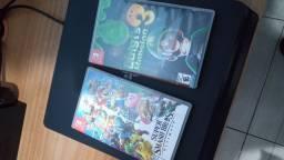 Smash Bros Ultimate e Luigi's Mansion 3