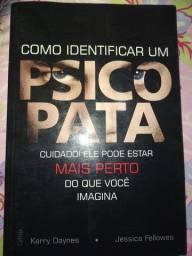 Livro Como identificar um psicopata