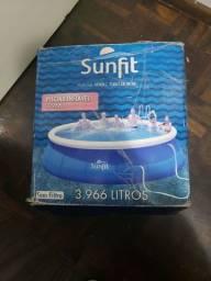 Piscina  3.966 L  Sunfit com filtro