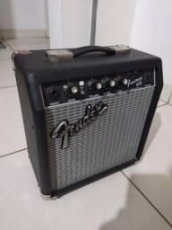 Caixa Fender amplificador