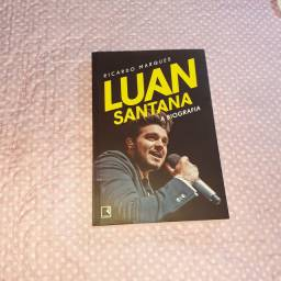 Luan Santana, livro/ cd/ dvd
