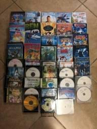 43 DVDs infantis em santa cruz do sul